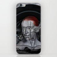 Evangeline iPhone & iPod Skin
