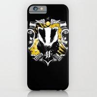 Hufflepuff Daddy iPhone 6 Slim Case