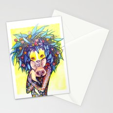 To Africa With Love Stationery Cards