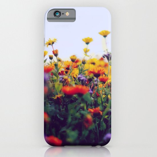 flower field II iPhone & iPod Case