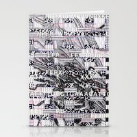 Surrender Your Informati… Stationery Cards