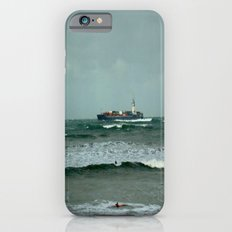Leistering  Cargo Ship & Surfers Slim Case iPhone 6s