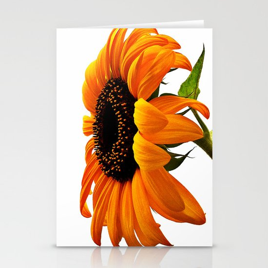 FLOWER 032 Stationery Card