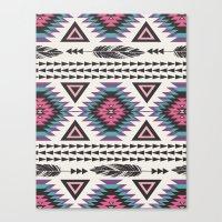 Tribal Spirit Canvas Print