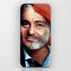Bill Zissou  iPhone & iPod Skin