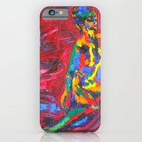 Colorful Nude iPhone 6 Slim Case