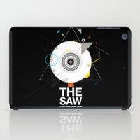 The saw tree iPad Case