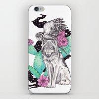 Allies iPhone & iPod Skin