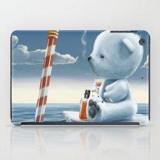Derek The Depressed Bear iPad Case
