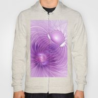 Protection, Abstract Fra… Hoody