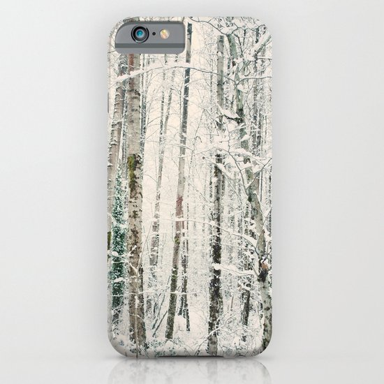 A Day in Winter iPhone & iPod Case