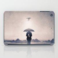 Waiting For The Rain (co… iPad Case