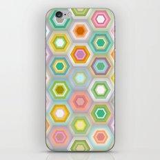 granny pastel hex iPhone & iPod Skin