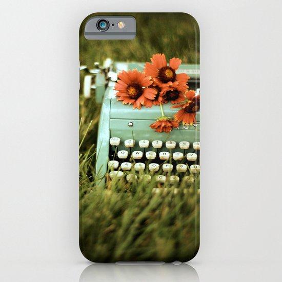 Loveletters iPhone & iPod Case