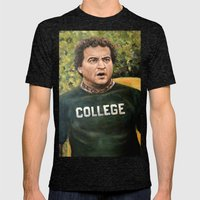 John Belushi / Bluto / A… Mens Fitted Tee Tri-Black SMALL