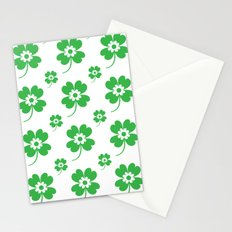 lucky flower Stationery Cards