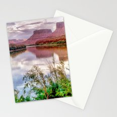 Colorado River at Moab Stationery Cards