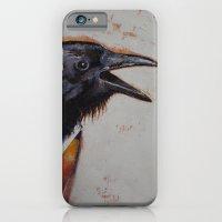 Raven Sketch iPhone 6 Slim Case