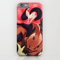 iPhone & iPod Case featuring Pixiu by Ellen Su