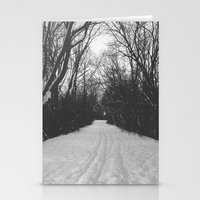 Paths Traveled Stationery Cards