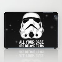 All Your Base Are Belong… iPad Case
