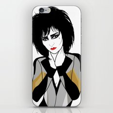 Siouxsie Sioux iPhone & iPod Skin