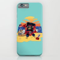 Lucky the Pirate iPhone 6 Slim Case