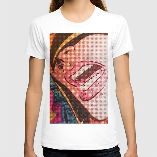 The Face T-shirt