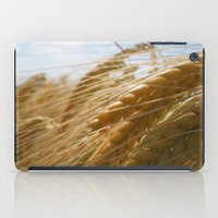 Fields of Gold iPad Case