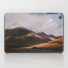 Scottish Highlands iPad Case