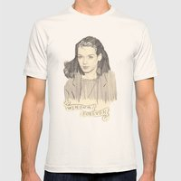 Winona Forever Mens Fitted Tee Natural SMALL