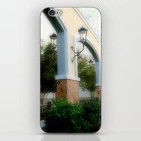 Plaza De Rincon iPhone & iPod Skin