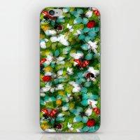 Ladybugs Festival iPhone & iPod Skin