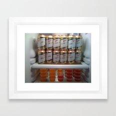 High Life & Jello Shots Framed Art Print