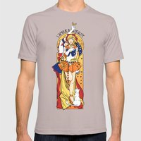 Her Codename - Sailor Ve… Mens Fitted Tee Cinder SMALL