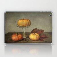 autumn still life Laptop & iPad Skin