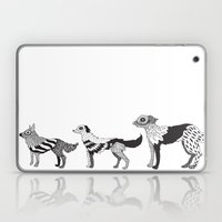 Andersen dogs Laptop & iPad Skin