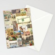 Send Me All Your Love  |  Vintage Postcards Stationery Cards