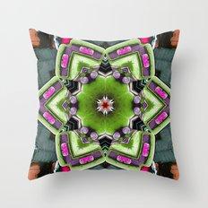 Abstract Auto Artwork Three Throw Pillow