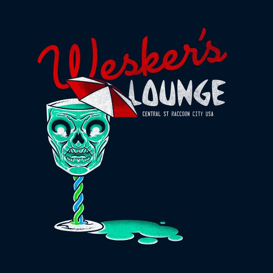 Wesker's Lounge Art Print