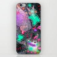 Animal World land  iPhone & iPod Skin