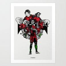 ETERNOS Art Print