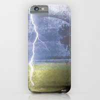 iPhone & iPod Case featuring they keep calling me by Mayara Viana