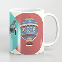 A Brief History of Aviation Mug