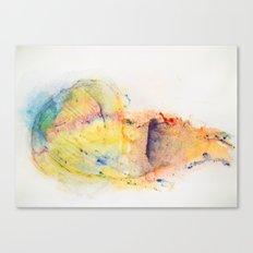 Helix Pomatia Canvas Print