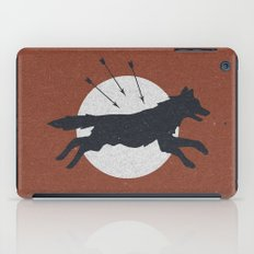 Wolf & Arrow iPad Case