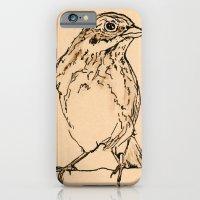 Vesper Sparrow iPhone 6 Slim Case