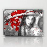 Kazane [ No Sound but the wind] Laptop & iPad Skin