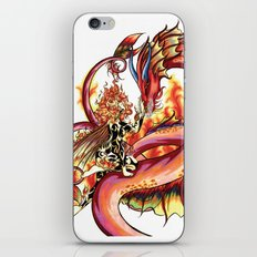 Elemental series - Fire iPhone & iPod Skin