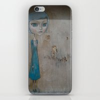 Marcescent iPhone & iPod Skin